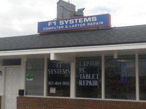 F1 Systems Storefront photo